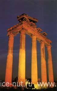 Храм Аполлона. Сиде, Анталья