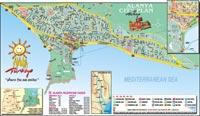 Хороший план Аланьи / City plan of Alanya