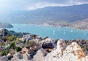Kekova - здесь Вас ждет история Анталийского побережья