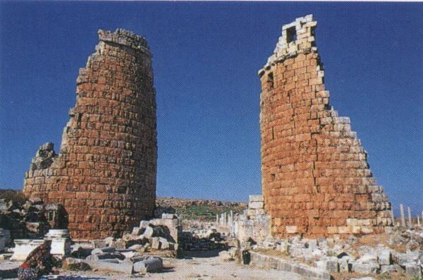 Перге (Perge), Анталия (Antalya)