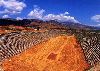 Стадион Афодитиаса - самый лучший в Анатолии