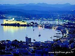 Бодрум, отдых в Турции